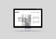 Portfolio Website | Web Design on Behance