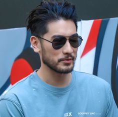 Godfrey Gao at Sneaker Mixx event, Hangzhou - April Shot Asian Man Haircut, Asian Men Hairstyle, Asian Hair, 2017 Hairstyle, Hear Style, Godfrey Gao, Swag Boys, Hot Asian Men, Photography Poses For Men