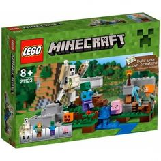 EL GOLEM DE HIERRO - Lego - Sets de Construcción - Sets de Construcción JulioCepeda.com