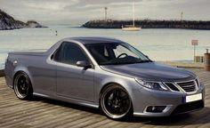 Saab 9-3 pick up