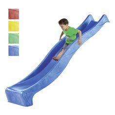 Wellenrutsche reX mit Wasseranschluss 2,30 m | Rutschen | Kinderspielgeräte | Demmelhuber.net