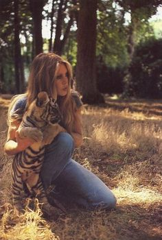 Brigitte Bardot, chanteuse, mannequin, actrice et militante de la cause animale