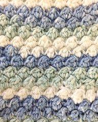@ Maggie's Crochet · Stitch Repeat Berry Stitch - Free Crochet Pattern & Video Tutorial