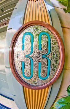 Photo Tour of Disney's Private Club 33 --- been there!
