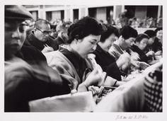Ed van der Elsken : Tokyo Symphony, Tokyo 1959