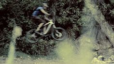 THIS IS TEST FOOTAGE -  I got home and started cutting together the footage to get a quick idea of how it looked, and I couldn't stop.  :)  We're working on a short 3 minute mountain biking piece, and needed to test some locations and shots.  John (the rider) was kind enough to come along and be our model for a day, show us the trail, and kick up some dust.  Most shots are taken from a car, at 100-200mm, on a road bumpier than a thirteen year old kids forehead.  Shot with the D300s with the…