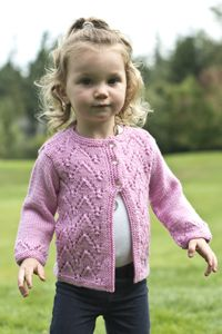 Knitmeasweater : Arches Baby Cardigan free # knitting pattern link here