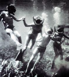 Under water Pirates