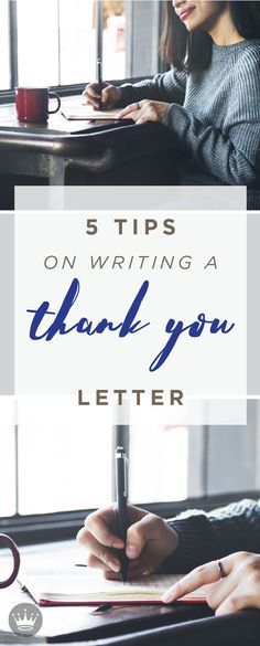 Show your appreciation by sending a handwritten thank you letter. Being personal, honest, specific and sincere will show just how thankful you truly are. Express your gratitude using these thoughtful tips from Hallmark.