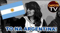 A MÃE NÃO ACREDITA MAS ELA VIVEU EM OUTRA VIDA! ARGENTINA!