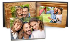 Check out Snapfish' new Father's Day craftman-themed photo book!