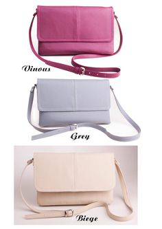 55 Best Crossbody bags by Volaris images in 2018 | Over the shoulder