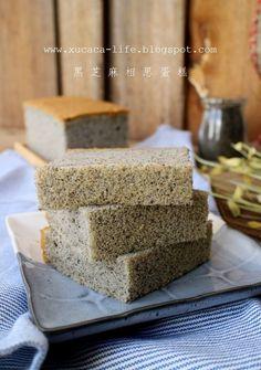 Ogura Cake, Sponge Cake, Almond Butter, No Bake Cake, Cornbread, Vanilla Cake, Hot Chocolate, Cake Recipes, Bakery