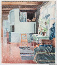 Inner Image from Hidden II - Hanhijoki, Marjatta, Finnish, watercolour , Watercolour, Image, Painting, Art, Kunst, Pen And Wash, Art Background, Watercolor Painting, Watercolor