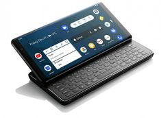 Slider phone reborn: Fxtec delivers Android 9 plus slide-out QWERTY keyboard - The Breaking News Headlines New Android Phones, Android 9, Android Smartphone, Smartphone Keyboard, Android Tricks, Mobile Smartphone, Sony, Smartphone Features, Mobile World Congress