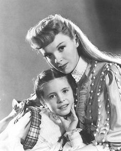 Judy and Margaret~Meet Me In St Louis
