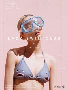 Join the Lazy #Swim Club | Lazy Oaf Journal