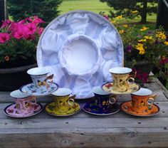 Vintage With a Touch of VICTORIAN Butterflies by CoCoBlueTreasures, $60.00
