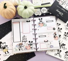 29 Disney Layouts to Re-Make in Your Happy Planner