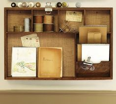 DIY shelf...well I would have someone else do it for me:)
