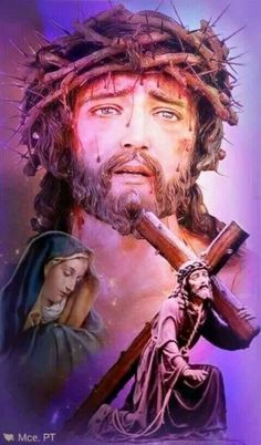 Son of Mary that died for our sins ~~ our Lord Jesus Christ Catholic Pictures, Pictures Of Jesus Christ, Jesus Our Savior, Jesus Art, Religious Tattoos, Religious Art, La Passion Du Christ, Jesus Wallpaper, Mary And Jesus