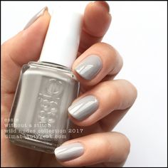 Essie Without a Stitch – Wild Nudes Collection 2017