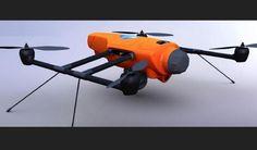 Le drone civil arrive en France | BFM Business