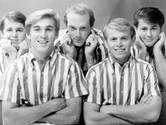Beach Boys! They were my very first band that I ever remember listening to. Grandma & I would jump in her car, roll down the windows, pop in the Beach Boys & go get ice cream! #nostalgia