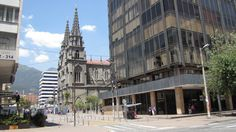 Mariscal district ,Quito