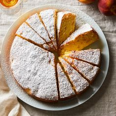 Our Most Popular Cake Recipe Gets a Peachy Makeover