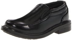 Deer Stags Brian Slip-On Dress Comfort Shoe (Toddler/Little Kid/Big Kid) - Flats - Shoes - Online Boutique Boys Dress Shoes, Girls Shoes, Loafer Shoes, Loafers, Amazon Girl, Kids Clothes Sale, Kids Clothing, Boys Uniforms, How To Make Shoes