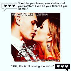 Will's declaration of love. Secrets and Seduction, the Billionaire Spy Series One Billionaire, Book 1, Spy, The Secret, Kindle, Love Quotes, Romance, Let It Be, Qoutes Of Love