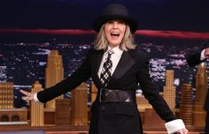 "The actress's two-bedroom penthouse apartment is for rent, including her ""quirky antique-style"" furniture. Diane Keaton, How To Be Likeable, Iconic Women, Beauty Hacks, Beauty Tips, Interior Styling, Movie Stars, Style Icons, Pinterest Board"