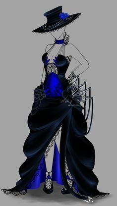 Outfit design - 141 - closed by LotusLumino on DeviantArt