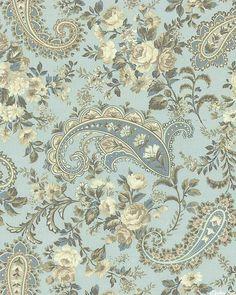 Paisley Wallpaper, Paisley Art, Paisley Design, Fabric Wallpaper, Paisley Pattern, Pattern Wallpaper, Curtain Patterns, Textile Patterns, Textile Prints