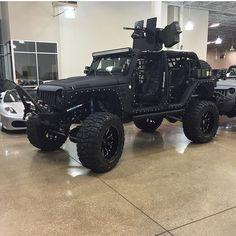 #mulpix Custom Jeep Wrangler | Follow: @starwoodMotors @starwoodmotors | For…