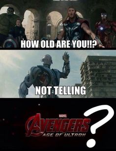 Avengers: Age of Ultron...?