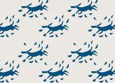 Rhona Garvin: Splashy dog