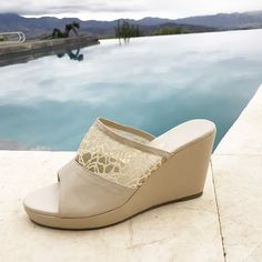 Wedge Shoes, Spring Summer, Wedges, Collection, Fashion, Moda, Fashion Styles, Fasion, Wedge