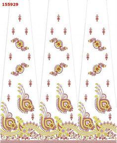 Machine Embroidery Designs Instant download online Choli Designs, Lehenga Choli, Textile Design, Machine Embroidery Designs, Textiles, India, Detail, Cloths, Fabrics