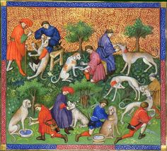 Livre de Chasse 40v - Le Livre de la Chasse – Wikipedia