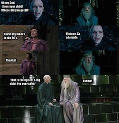 Harry Potter meets Mean Girls, two of my favorites!!!!