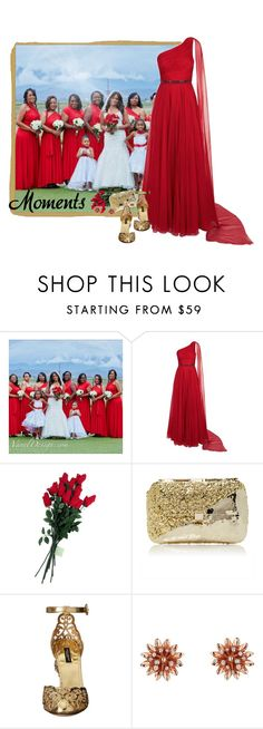 """Moments"" by ivyargmagno ❤ liked on Polyvore featuring Jovani, Hanky Panky, Anndra Neen, Dolce&Gabbana and Gucci"