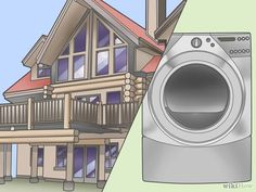 Install a Gas Dryer