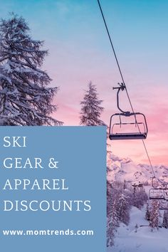 Tips for finding discounted ski gear and apparel. #skiing #skigear Ski Packages, Ski Club, Every Mom Needs, Ski Gear, Top Destinations, Girls Be Like, Family Travel, Skiing, How To Plan