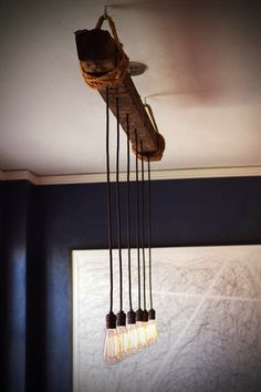 'Cause You Need ...: ... Industrial pendant light