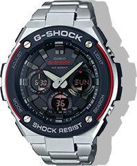 a8c5175e60a9 Casio G-shock G-steel Mens Watch Ana Digi Solar