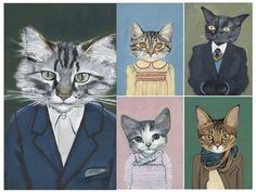 Sexy Cats
