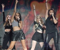 They always look amazing performing (: