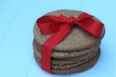 Storesøsters Kjøkken: Ingefær Cookies
